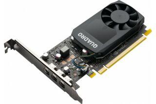 Carte graphique PNY NVIDIA QUADRO P400 mDP/DVI 2Go GDDR5