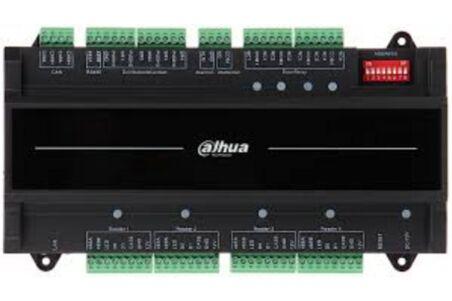DAHUA module de contrôle d+accès esclave à quatre portes ASC2104B-T