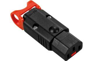 IEC-LOCK Connecteur IEC C13 à raccorder