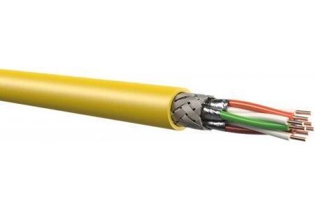 LEONI KERPEN MegaLine G20 CAT8 S/FTP, 2000 MHz, LS0H 500 m