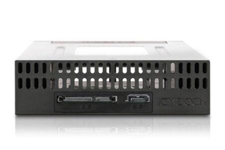 """ICY DOCK FlexiDOCK Lecteur disque dur SATA 3,5"""" et SSD 2,5"""""""