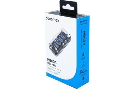 DACOMEX HB404 Hub 4 ports USB 3.0