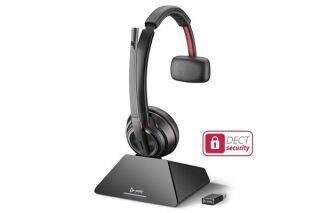 POLY SAVI 8210 UC USB-C Casque sans fil PC 1 écout.