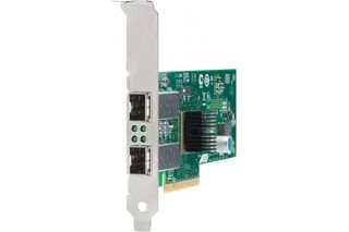 ALLIED AT-ANC10S/2 Carte PCIe 1 RJ45 PoE+ & 1 SFP