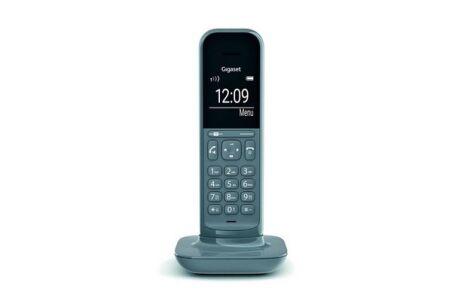 Gigaset CL390HX téléphone DECT Gris Combiné supplémentaire