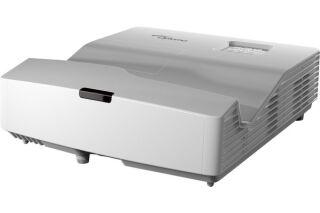 Optoma W330UST vidéoprojecteur DLP 3D 3600l WXGA 16:10 ultra courte focale LAN