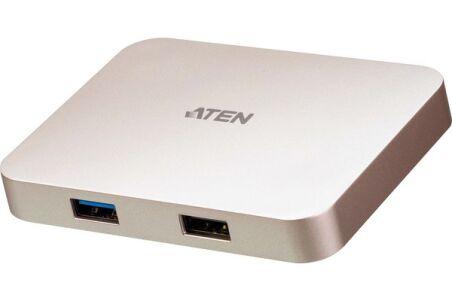 ATEN UH3235 mini docking stationType-C vers HDMI 4K