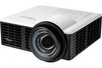 Optoma ML1050ST vidéoprojecteur DLP LED 3D 1000l WXGA 16:10 focale courte