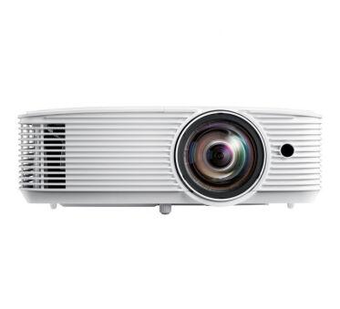 Optoma W318STe vidéoprojecteur DLP portable 3D 3800l WXGA 16:10 720p