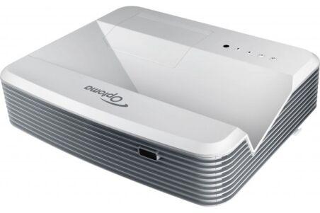 Optoma W320UST vidéoprojecteur DLP 3D 4000l WXGA 16:10 720p ultra courte focale