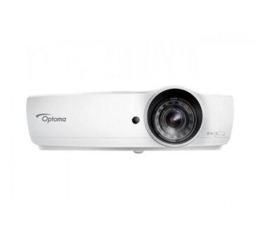 Optoma W460ST vidéoprojecteur DLP portable 3D 4200l WXGA focale courte WiFi