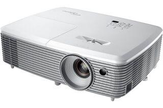 Optoma EH400+ vidéoprojecteur DLP portable 3D 4000l FHD 16:9 1080p