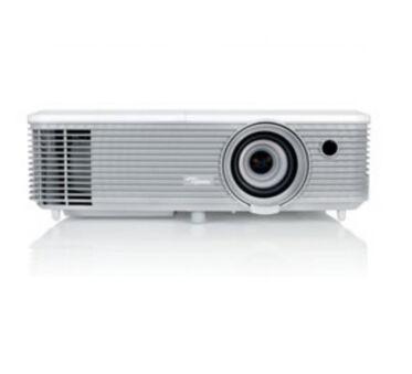 Optoma EH400 vidéoprojecteur DLP portable 3D 4000l FHD 16:9