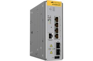 ALLIED AT-IE200-6FT-80 Switch indust Niv.2 4P 10/100 & 2 SFP 100/1G