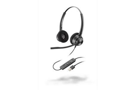 POLY EncorePro 320 Casque filaire USB-A 2 écouteurs