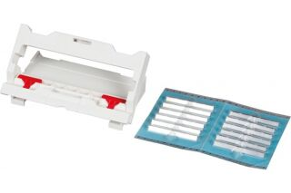 Outil pour protections d'épissures à pincer en plastique
