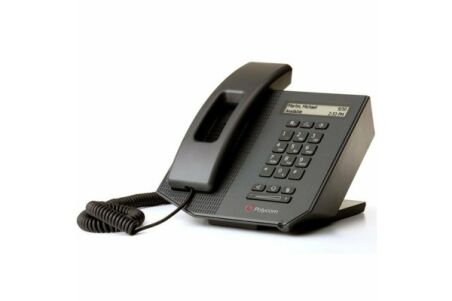 POLY CX300 R2 téléphone de bureau USB MS Lync - Skype