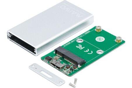 Boîtier externe USB 3.0 pour SSD mSATA