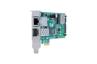 ALLIED AT-2911GP/SFP Carte PCIe 1 RJ45 PoE+ & 1 SFP