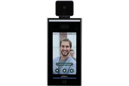 """DAHUA contrôleur d'accès à reconnaissance faciale 7"""" 2Mp"""