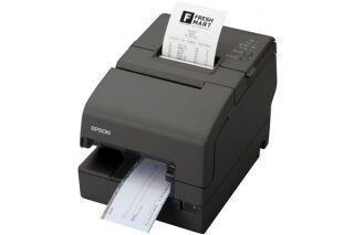 Imprimante Tickets N&B EPSON TM-H6000V Série/RJ45/USB Noir