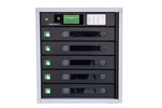 Lockncharge FUYL TOWER Mk2 5 armoire connectée 5 casiers/10 périph.