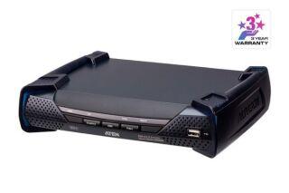 ATEN KE6900AR Contrôle à distance Récepteur KVM DVI/USB sur IP & Fibre