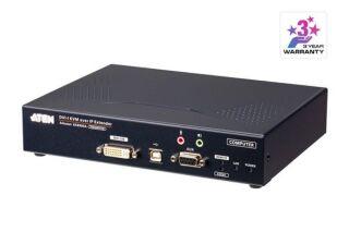 ATEN KE6900AT Contrôle à distance Emetteur KVM DVI/USB sur IP & Fibre