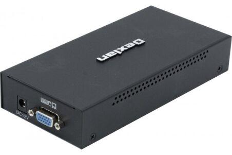 IP BOX VGA/USB CONTROLE D'ACCES KVM A DISTANCE SUR IP