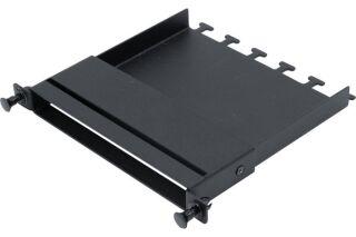 Cassette à équiper - 12 ports fibre SC LC pour panneau modulaire 258171