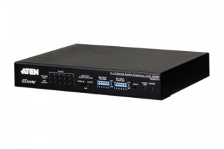 ATEN PREMIUM VE66DTH Interface audio Dante 6 x 6 avec HDMI