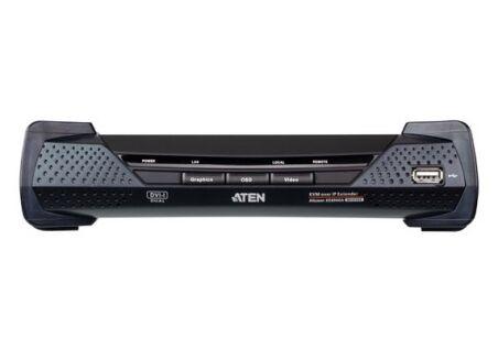 ATEN PREMIUM KE6940AR RECEPT.PROL.KVM DOUBLE DVI/USB  IP/SFP