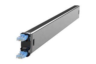 PATCHBOX 1 Cordon (cassette) CAT6 U/FTP Bleu 1,7 m pour PATCHBOX PLUS+