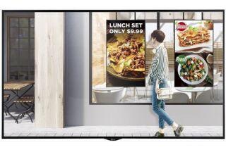 "LG afficheur professionnel 49"" - 49XS2E - 2500cd/m² - 24/7"