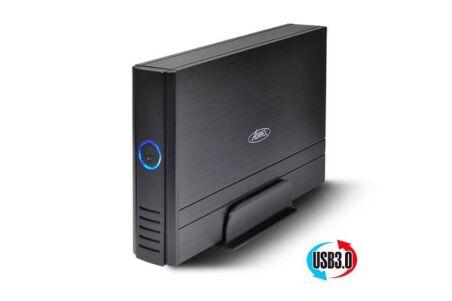 """Boîtier externe USB 3.0 pour disque dur 3.5"""" SATA/IDE"""
