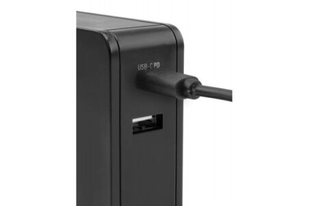 CHARGEUR SECTEUR 2 PORTS USB + TYPE C POWER DELIVERY