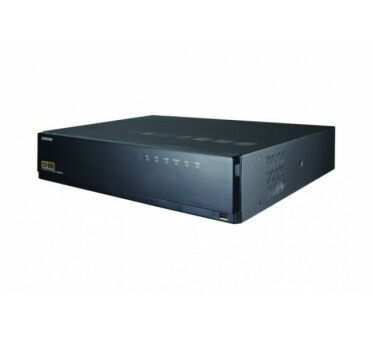 NVR, 1TB 32CH, Up to 4K Recording 256Mbps H.264/H.265, Support upto 4K monitor output, 8 Hot Swap HDD Bays (Max 48TB non RAID and 36TB RAID-5), Remote Camera Video Set-up, SPC-2000 compatible, Alarm I/O (8/4