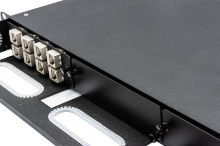 Panneau plein obturateur 1U pour panneau modulaire 258171