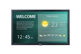 """LG afficheur professionnel 22"""" 22SM3G IPS FHD 16/7"""