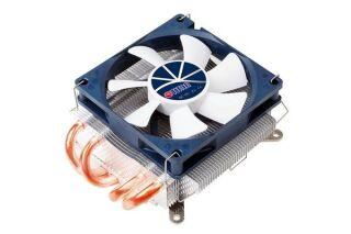 TITAN Ventirad Universel Low Profile Intel/AMD PMW 4 fils