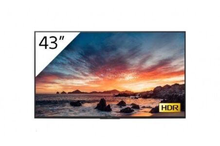 """SONY téléviseur professionnel 43"""" 4K HDR Android TV"""