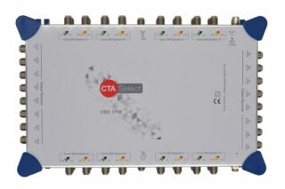 CTA SELECT 602CDC1716 CTA SELECT 602CDC1716 17x16 Multiswitch cascadable