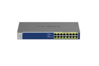 NETGEAR GS516PP SWITCH Niv2+ 16P Gigabit PoE+ 260W