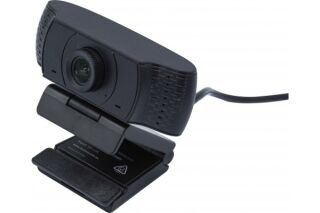 Webcam HD 1080p USB avec micro