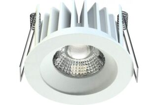 Donwlight LED 10 W 3000K blanc chaud