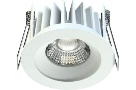 Donwlight LED 10 W 3000K blanc chaud