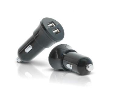 MOBILIS adaptateur d'alimentation pour voiture - USB