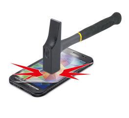 Mobilis Anti-Shock - Protection d écran pour téléphone portable - clair - pour