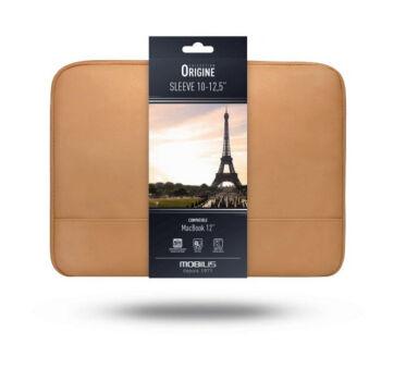 """Mobilis Origine Sleeve - Housse d ordinateur portable - 10"""" - 12.5"""" - brun clai"""