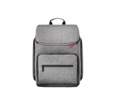 """Mobilis Trendy - Sac à dos pour ordinateur portable - 16"""" - gris"""